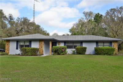 Marion County Single Family Home For Sale: 13591 SW 102nd Place