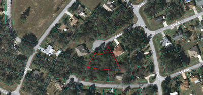 Ocala Residential Lots & Land For Sale: Spring Court