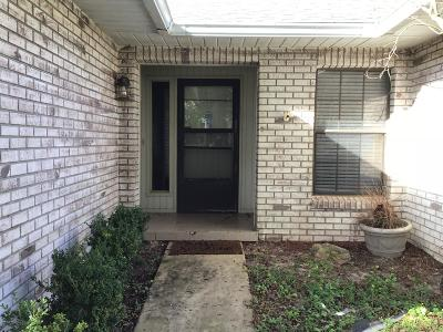 Marion County Single Family Home For Sale: 8434 NW 2nd Street