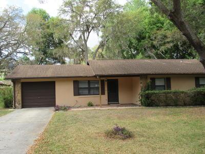Marion County Single Family Home For Sale: 35 Cedar Tree Terrace