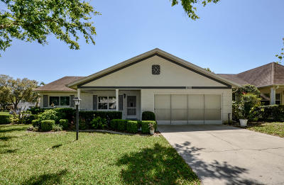 Ocala Condo/Townhouse For Sale: 9439 SW 85th Avenue #A