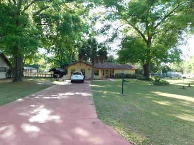 Ocala FL Single Family Home For Sale: $149,900