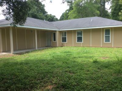 Ocala FL Single Family Home For Sale: $130,000