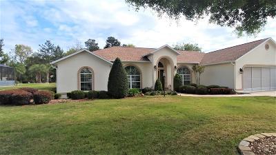 Ocala FL Single Family Home For Sale: $222,900