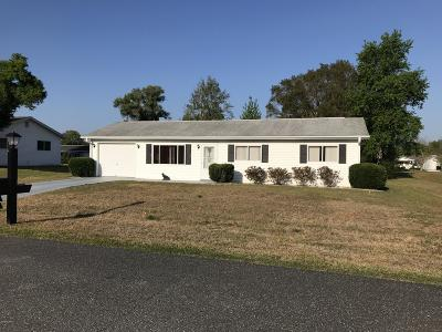 Ocala FL Single Family Home For Sale: $74,900