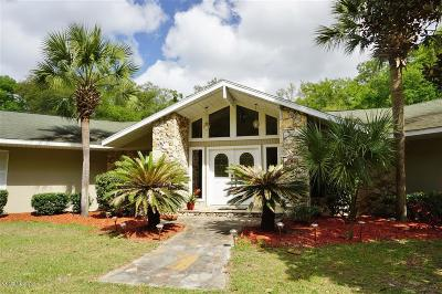Dunnellon Single Family Home For Sale: 21983 SW 88th Lane Road