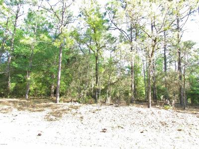 Rainbow Spgs Wd Residential Lots & Land For Sale: SW 97 Place