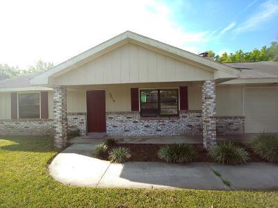 Ocala Single Family Home For Sale: 2810 NE 36th Street