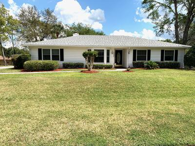 Ocala Single Family Home For Sale: 1761 SE 56th Court