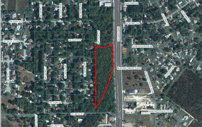 Ocala Residential Lots & Land For Sale: SE 58 Avenue #A