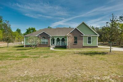 Williston FL Single Family Home For Sale: $269,000