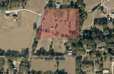 Ocala Residential Lots & Land For Sale: W Anthony Road