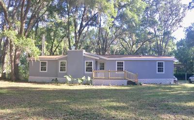 Fla Orange Grv Single Family Home For Sale: 3800 SE 56th St Street
