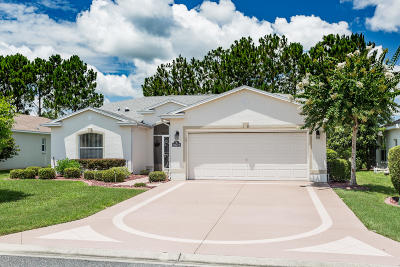 Ocala Single Family Home For Sale: 15672 SW 14th Avenue Road