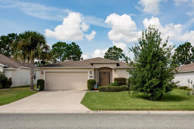 Ocala Single Family Home For Sale: 15648 SW 14th Avenue Road