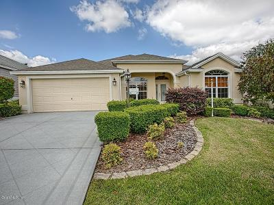 The Villages Single Family Home For Sale: 387 Rhapsody Path Path