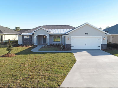 Ocala Single Family Home For Sale: 1126 NW 46th Place