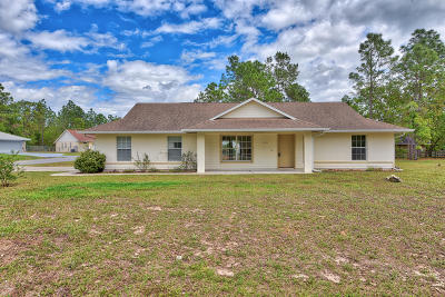 Single Family Home For Sale: 5251 Pecan Road