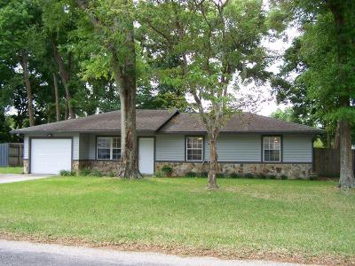 Single Family Home Sold: 3700 SE 66th Place