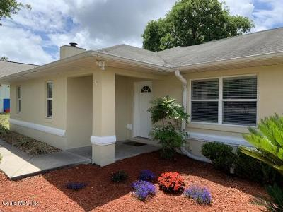 Single Family Home For Sale: 36 Pecan Pass Run