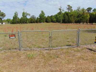 Citrus County Residential Lots & Land For Sale: 11503 N Wahoo Trail