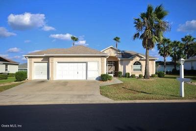 Ocala Palms Single Family Home For Sale: 2171 NW 59th Avenue Avenue