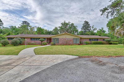 Ocala Single Family Home For Sale: 2112 SE 15th Lane