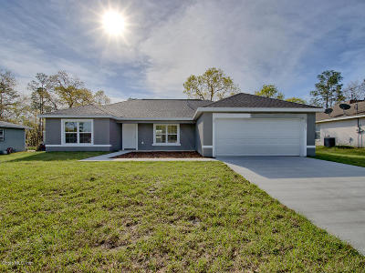 Single Family Home For Sale: 1 Dogwood Loop Court