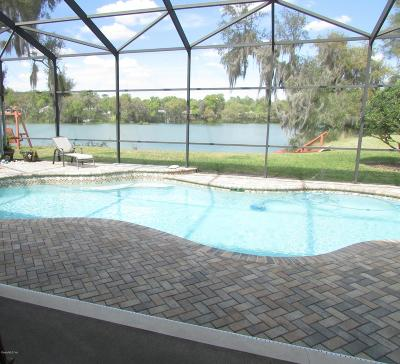 Dunnellon Single Family Home For Sale: 11862 Blue Heron Court