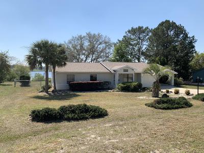 Ocala Single Family Home For Sale: 909 Hickory Road