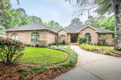 Ocala Single Family Home For Sale: 1540 SE 73rd Place