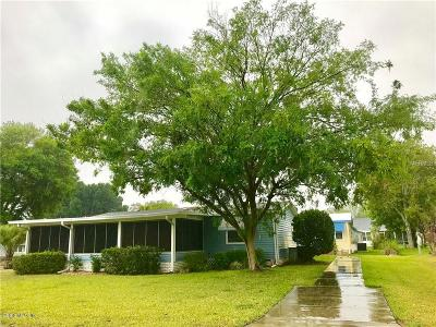 The Villages Single Family Home For Sale: 601 Rainbow Boulevard