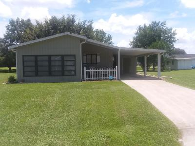 Ocala Rental For Rent: 9820 SW 101 Ln Lane