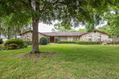 Ocala Single Family Home For Sale: 3920 SE 17th Street