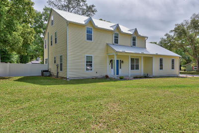 Ocala Single Family Home For Sale: 525 SE 61st Court