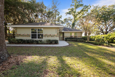 Ocala Single Family Home For Sale: 5662 NW 62nd Avenue
