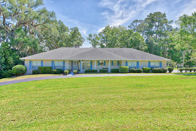 Ocala Single Family Home For Sale: 5555 NW 78th Court