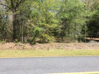 Rainbow Lake Es Residential Lots & Land For Sale: SW Beach Boulevard