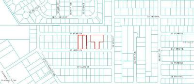 Summerfield Residential Lots & Land For Sale: SE 142 Nd Lane #11
