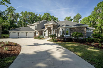 Ocala Single Family Home For Sale: 2468 SW 76 Lane