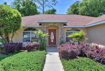 Ocala Single Family Home For Sale: 4485 NW 6th Circle