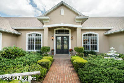 Lake County, Sumter County Single Family Home For Sale: 6913 Sunnyside Drive