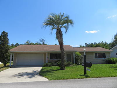 Oak Run, Oak Run Eagles Point Single Family Home For Sale: 10857 SW 81st Ave Road
