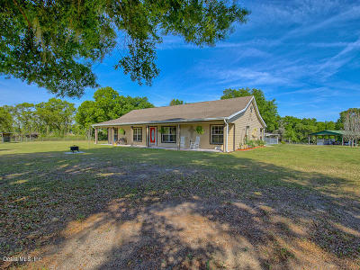 Anthony Farm For Sale: 5101 NE 97 Street Road