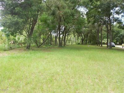 Dunnellon Residential Lots & Land For Sale: 12474 Turkey Creek Drive