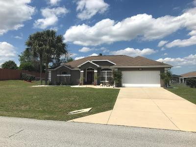 Kingsland Cntry Single Family Home For Sale: 4573 SW 98th Street