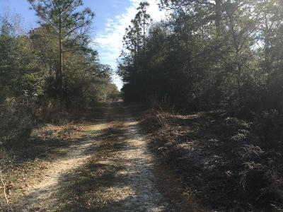 Levy County Residential Lots & Land For Sale: NE 67th Lane
