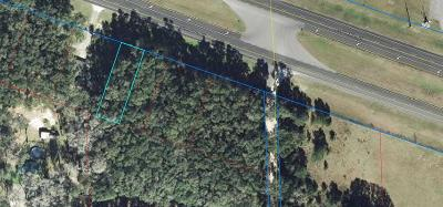 Levy County Residential Lots & Land For Sale: NE Alt Hwy 27