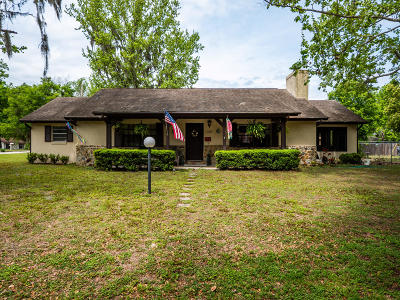 Belleview Single Family Home For Sale: 11630 SE 53rd Court