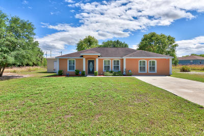 Ocala Single Family Home For Sale: 3 Oak Run Place